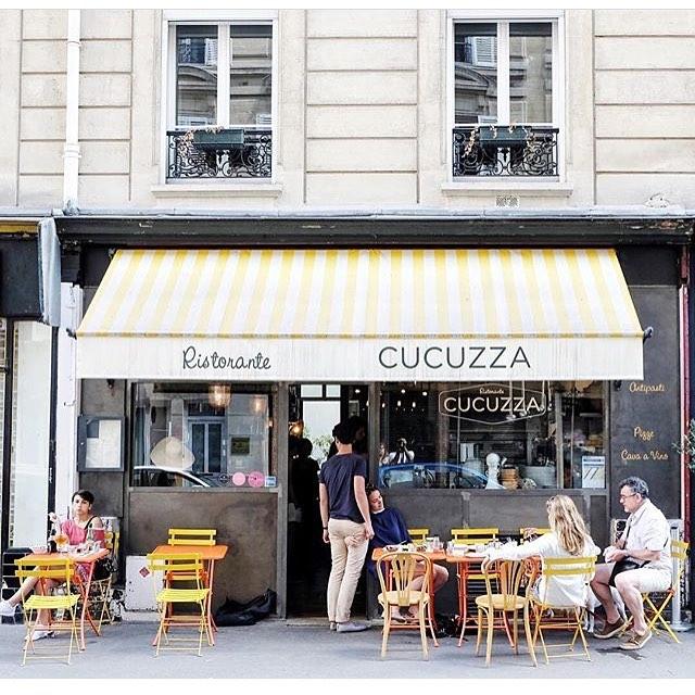 Cucuzza batignolles lesbatignolles paris 17 restaurant pizza italien