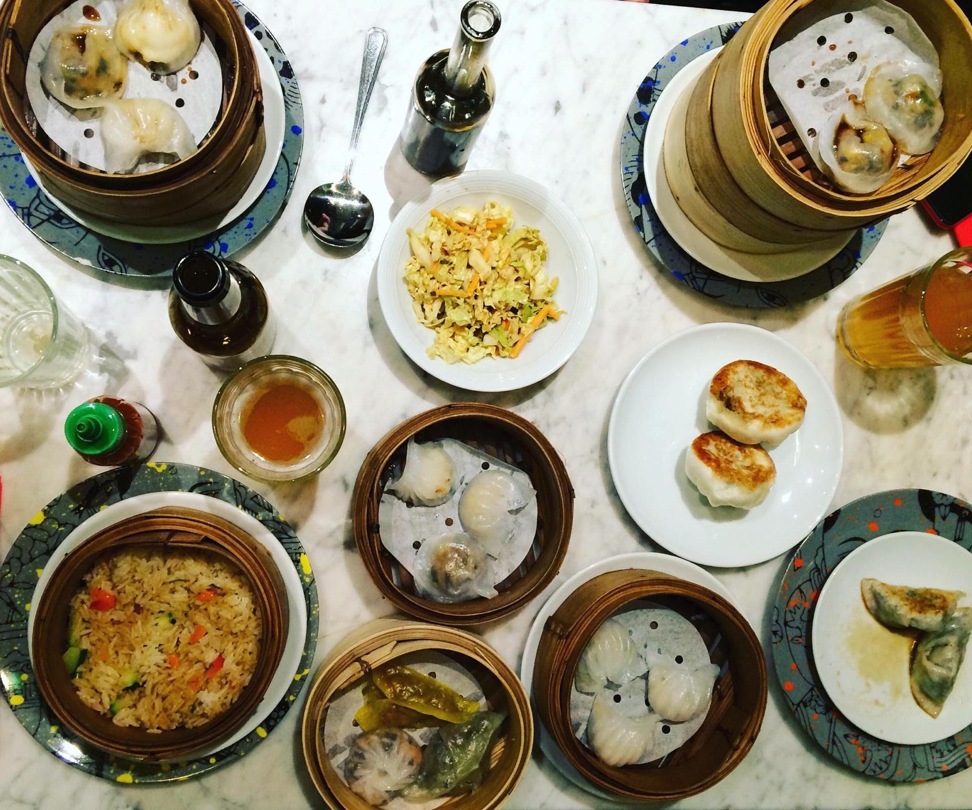 batignolles lesbatignolles paris 17 restaurant yoom dim sum tapas asiatique