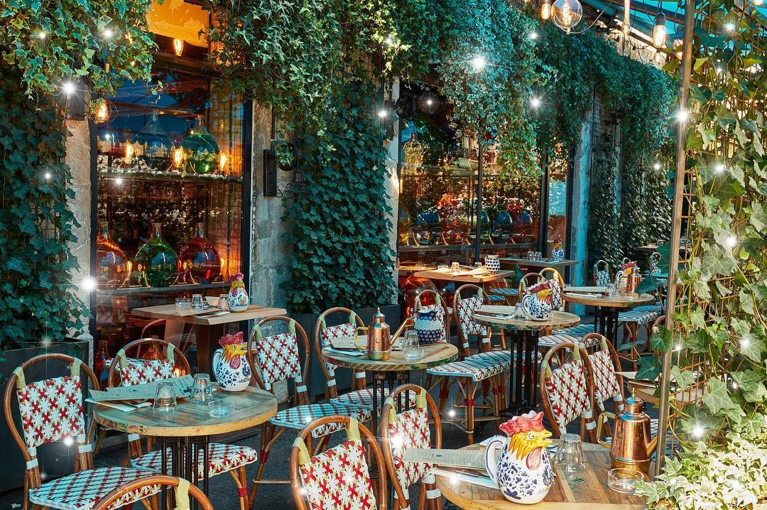 terrasse batignolles lesbatignolles paris 17 restaurant cocktail