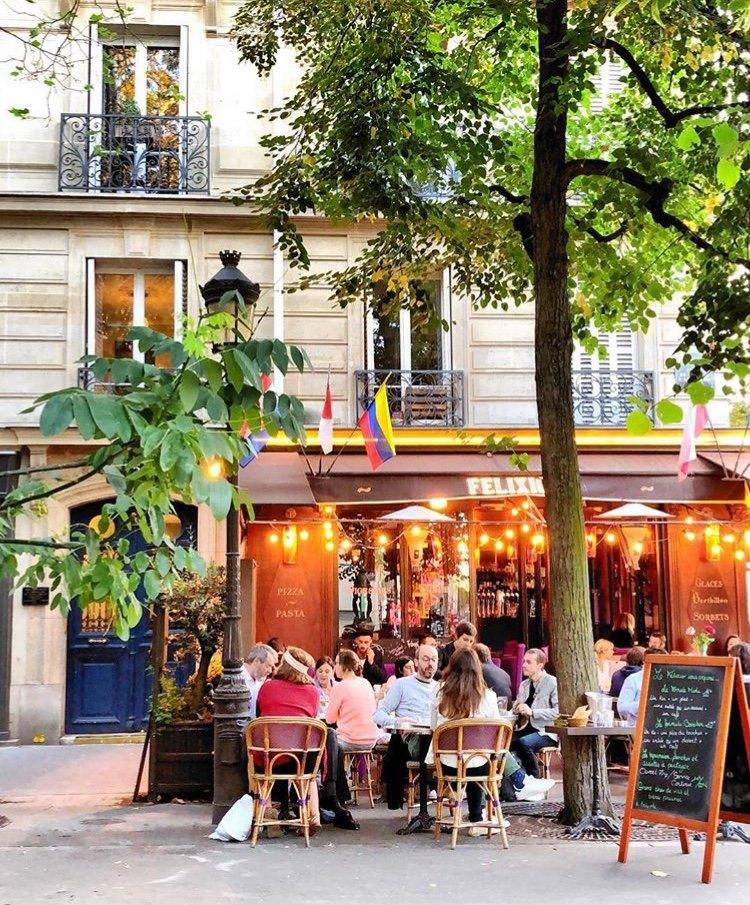 terrasse batignolles lesbatignolles paris17 felixio bar restaurant