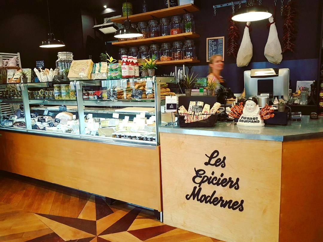 batignolles lesbatignolles paris 17 epicerie epiciers modernes food artisanal