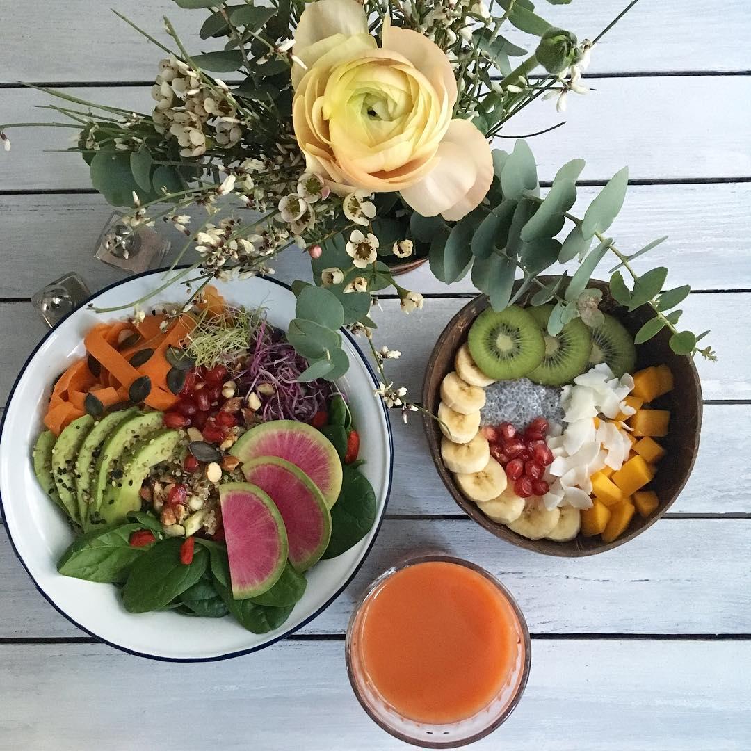 batignolles lesbatignolles paris 17 restaurant flows juice top 5 adresse végétarienne