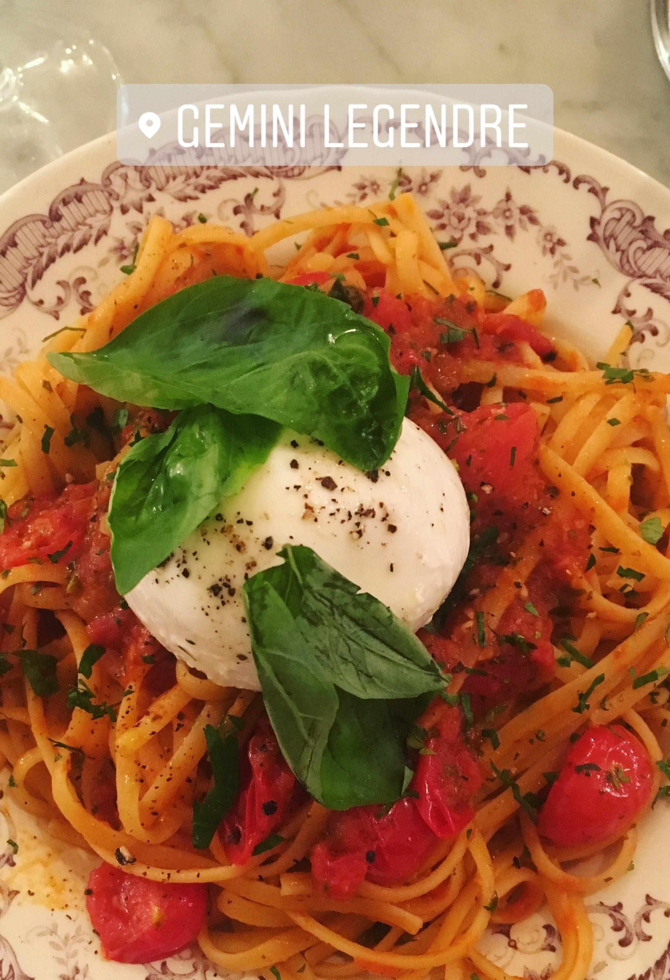batignolles lesbatignolles paris 17 restaurant italien food pasta pizza gemini family