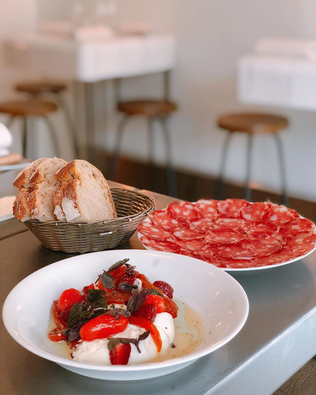 restaurant batignolles lesbatignolles paris 17 blog food coretta saint valentin diner