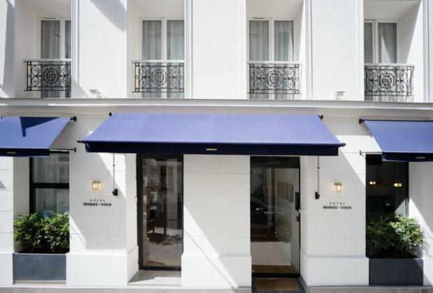 batignolles lesbatignolles paris paris17 test hotel rendezvous nuit luxe chambre