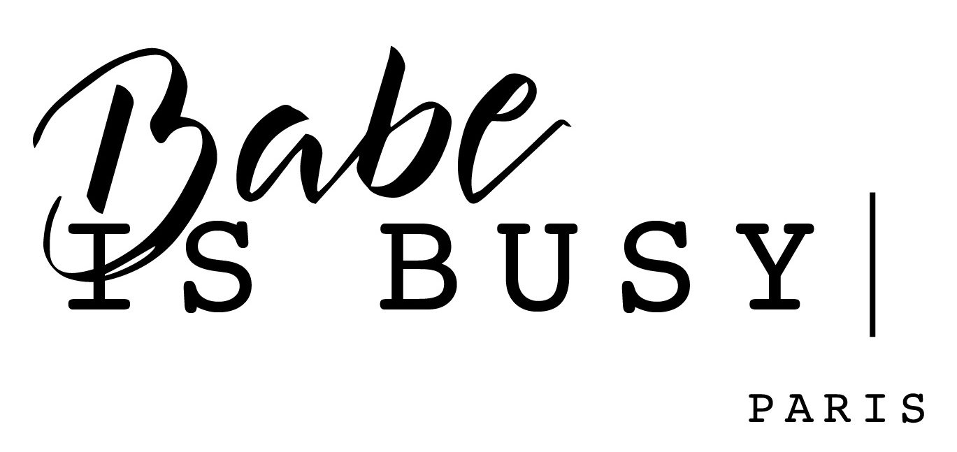 Interview Babe is busy marque clothes chemise femme girl girlpower lancement entrepreneuse