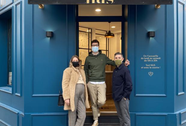 batignolles lesbatignolles paris paris17 blog appartement shop shopping masculin homme vestiaire nus boutique
