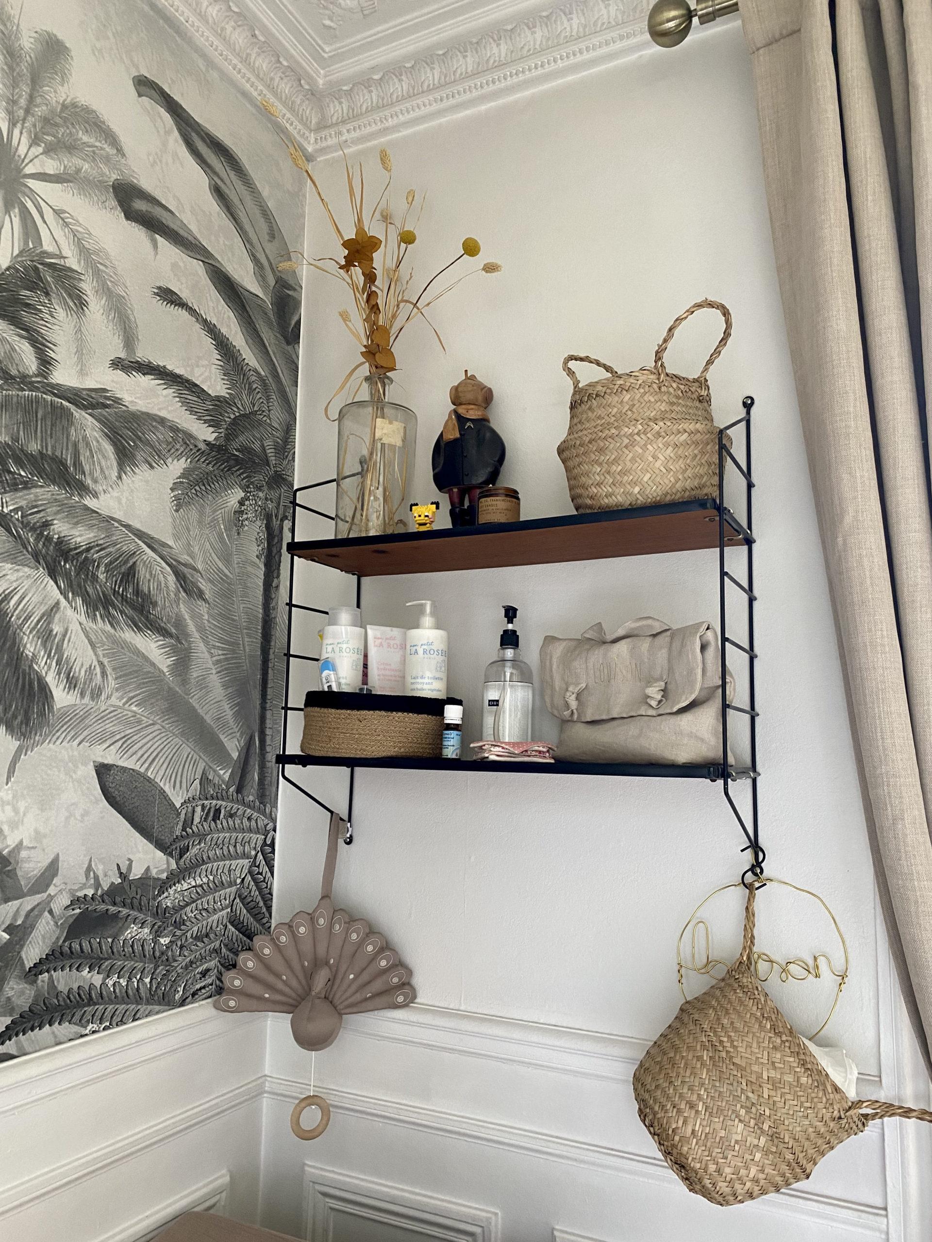 batignolles lesbatignolles paris paris17 blog appartement créer chambre décoration aménagement bébé baby